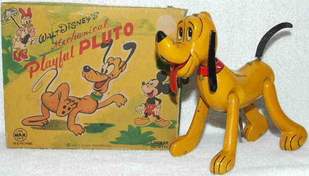 Linemar Pluto