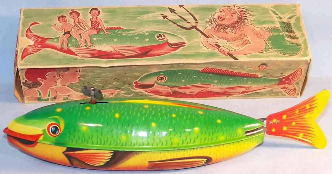 Wimmer Heinrich HWN 123 Fisch