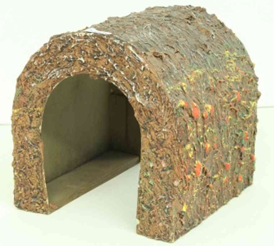 buco bucherer 8185/1 railway toy tunnel