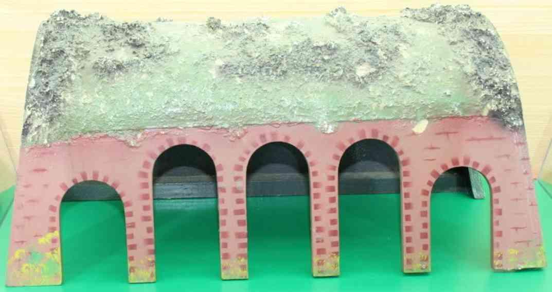 kibri 42 spielzeug eisenbahn tunnel plastik