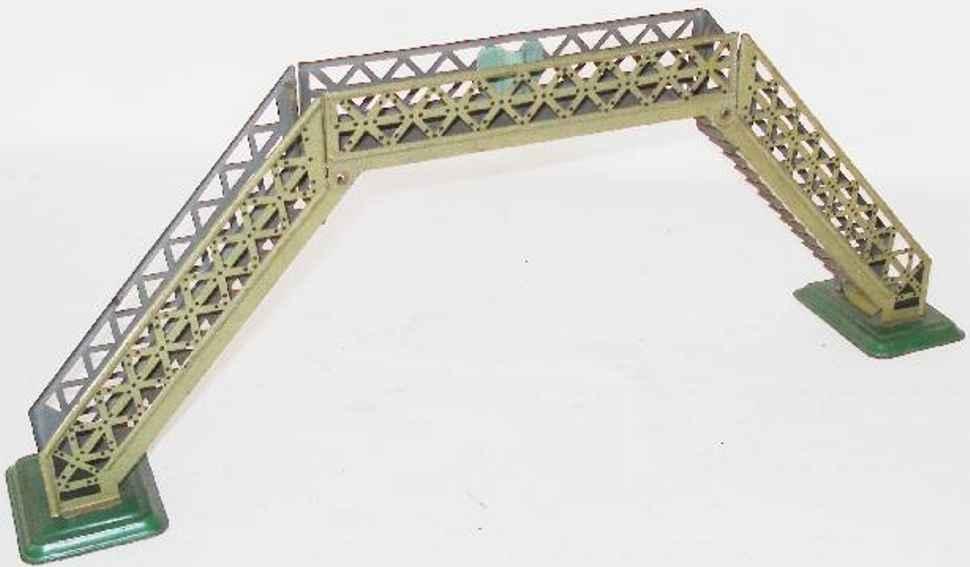 Bing 10/6101 Übergangsbrücke