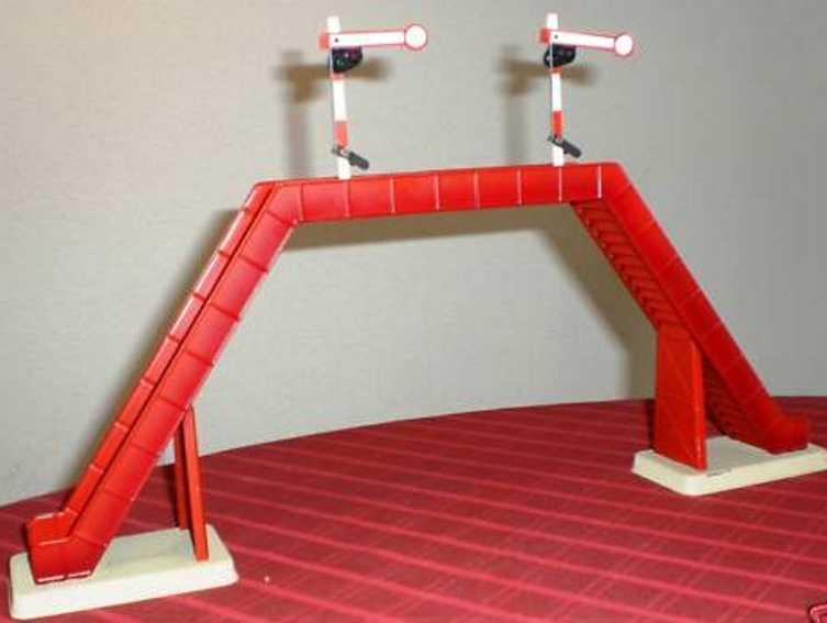 doll 61 railway toy gangway footbridge