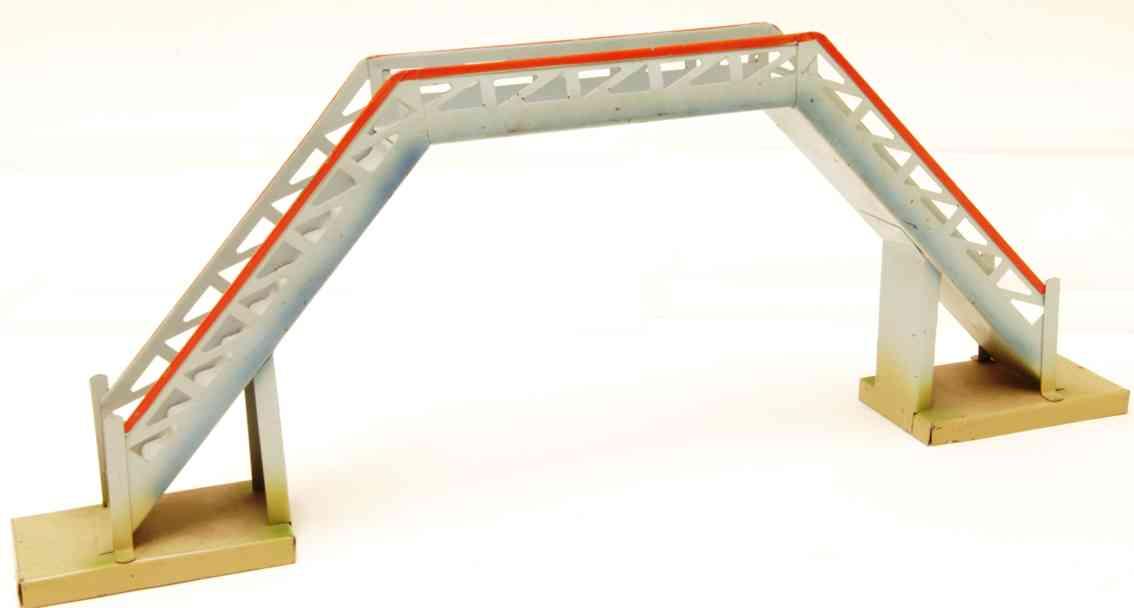 kibri 61/00 1949 railway toy gangway crossover bridge