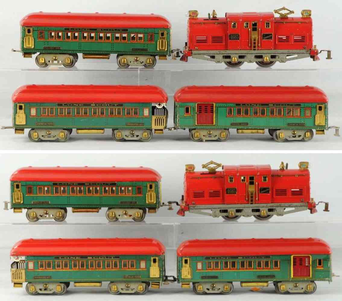 american flyer 1494 personenzug 4250 4251 4252 4685 wide gauge