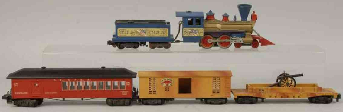 American Flyer Toy Company 20655 Washington Zug