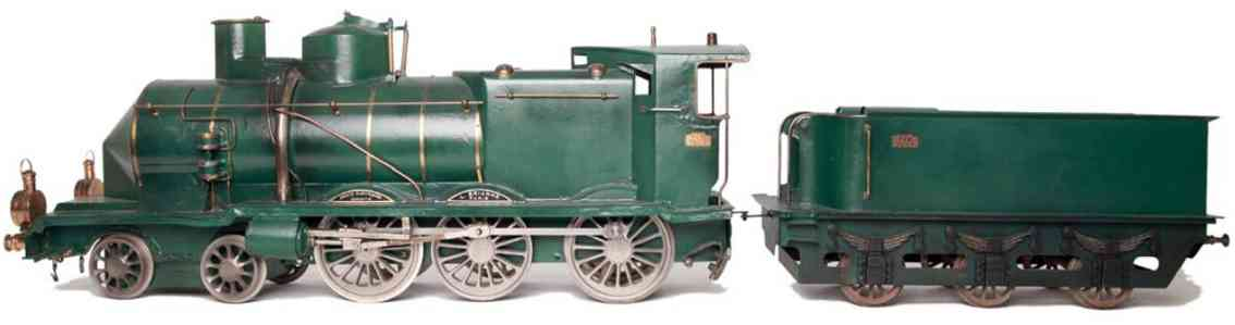 lucien brianne railway toy tsar train train geant