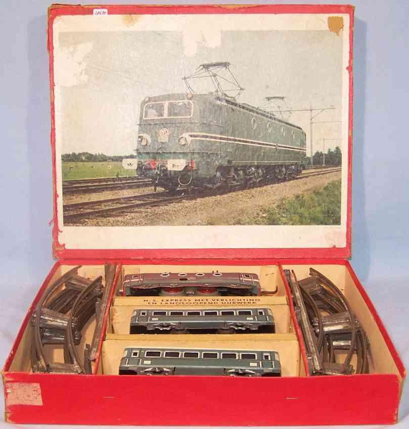 karl bub spielzeug eisenbahn anfangszugpackung lokomotive 1101 spur 0