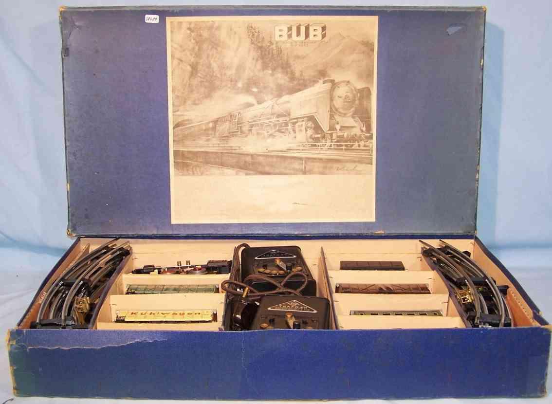 karl bub 49 spielzeug eisenbahn zug anfangspackung modell 49 spur s