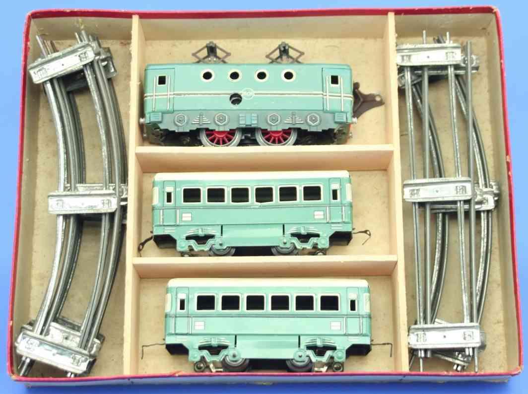 karl bub 630/3 eisenbahn zug hollaendische uhrwerklokomotive 1101 spur 0