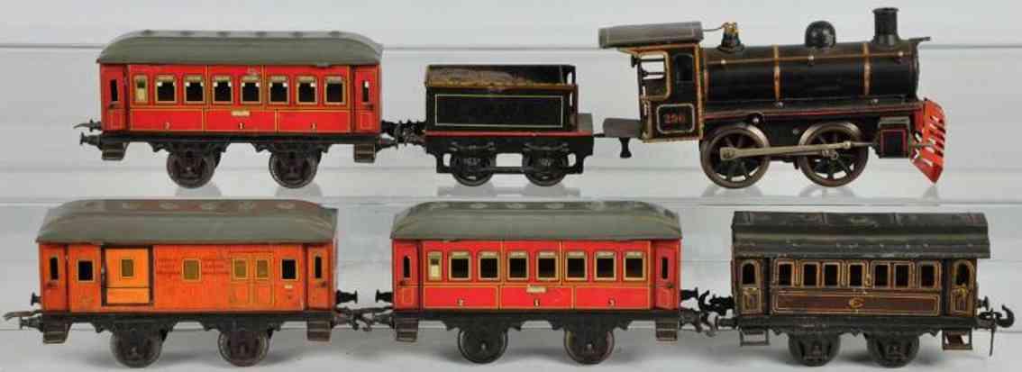 Carette 296 Personenwagenzug Spur 1