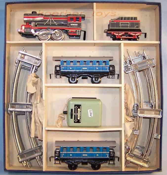 distler 1956 spielzeug eisenbahn zug eisenbahn-set jd1956 spur 0