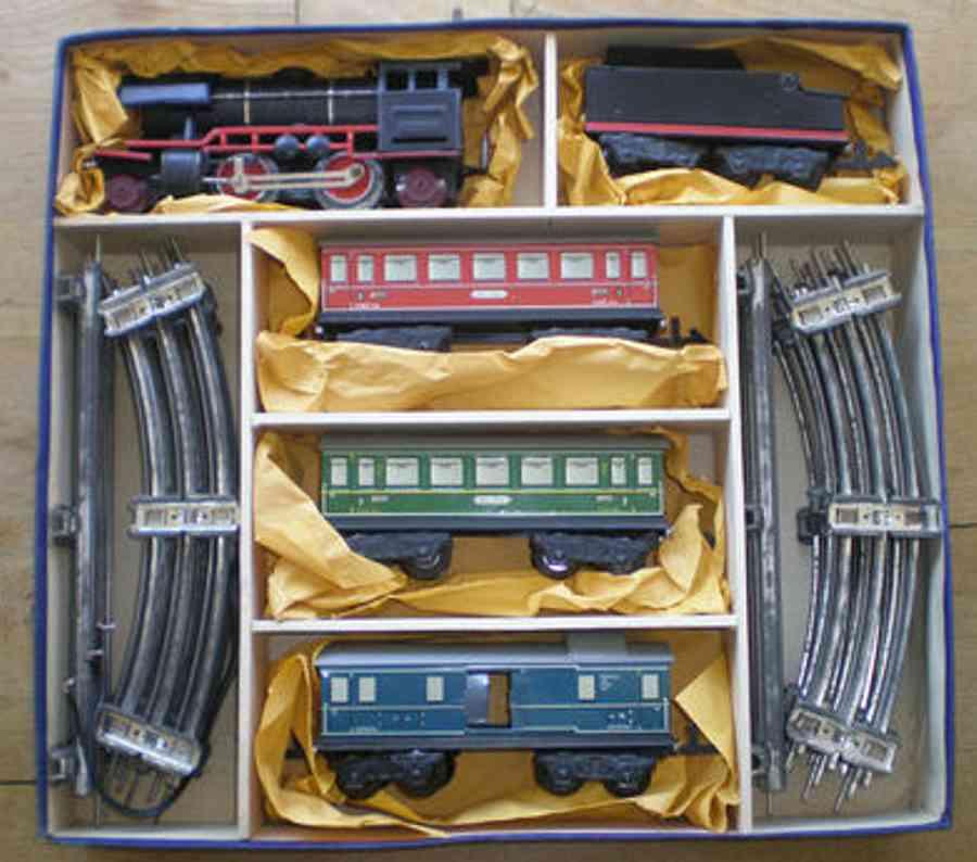 distler railway toy electric e 36 express train gauge 0