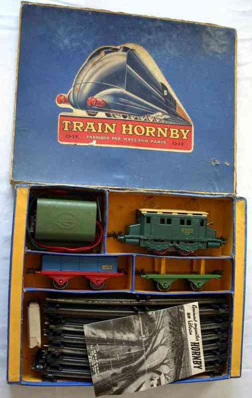 hornby 0-1E spielzeug eisenbahn zugpackung spur 0