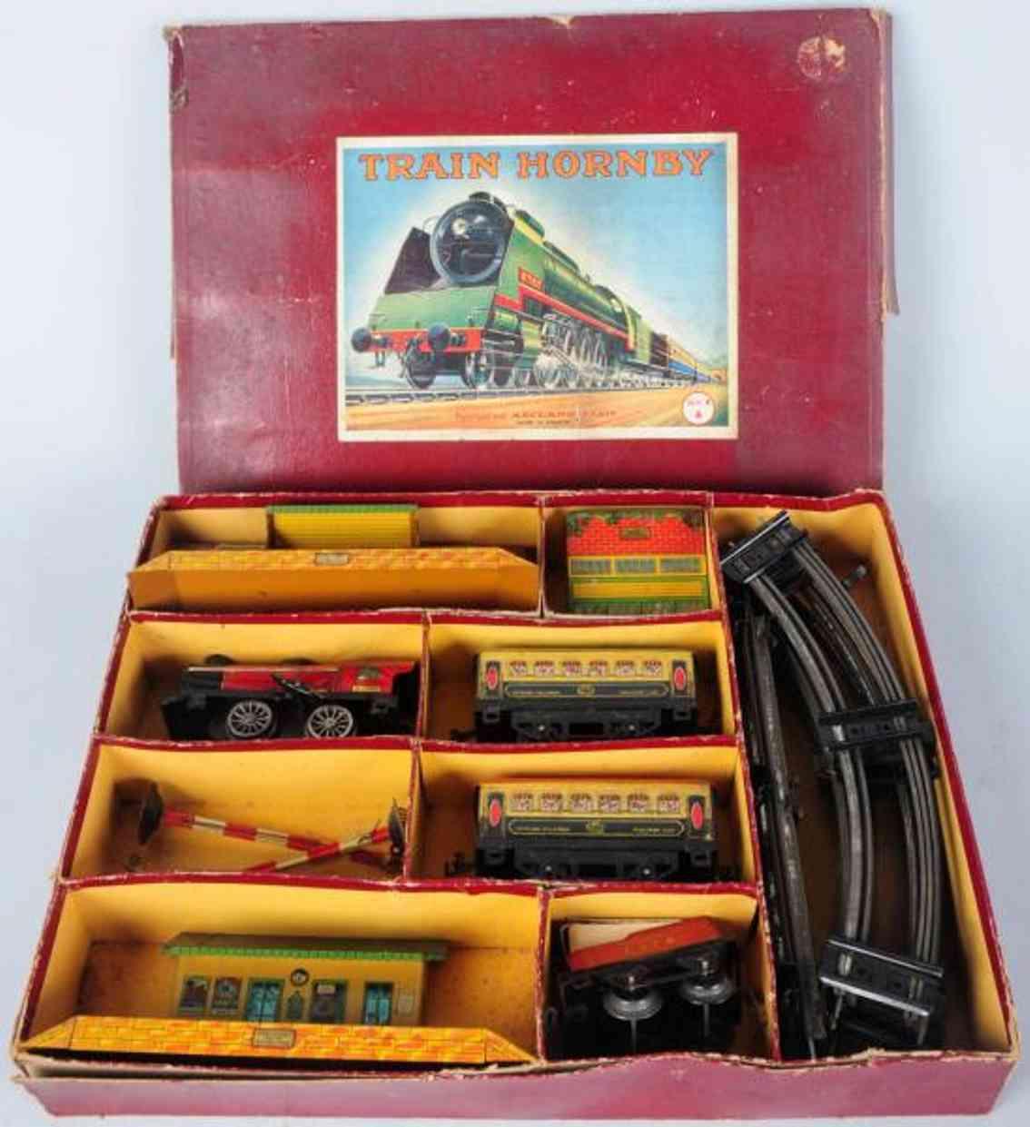 hornby 2528 spielzeug eisenbahn personenzug spur 0