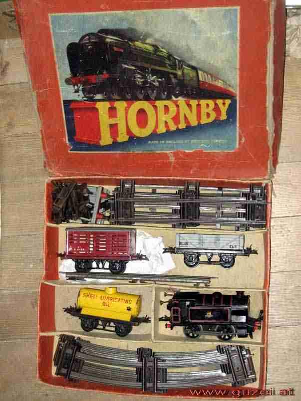 hornby spielzeug eisenbahn zugpackung spur 0