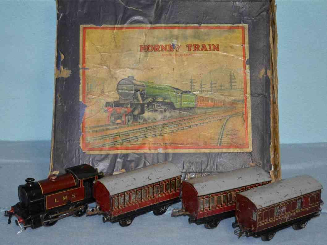 hornby spielzeug eisenbahn personenzug spur 0