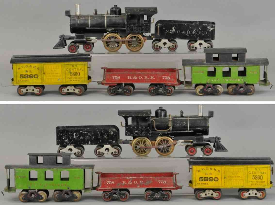 howard electric novelty company 897 758 5860 eisenbahn frachtzug