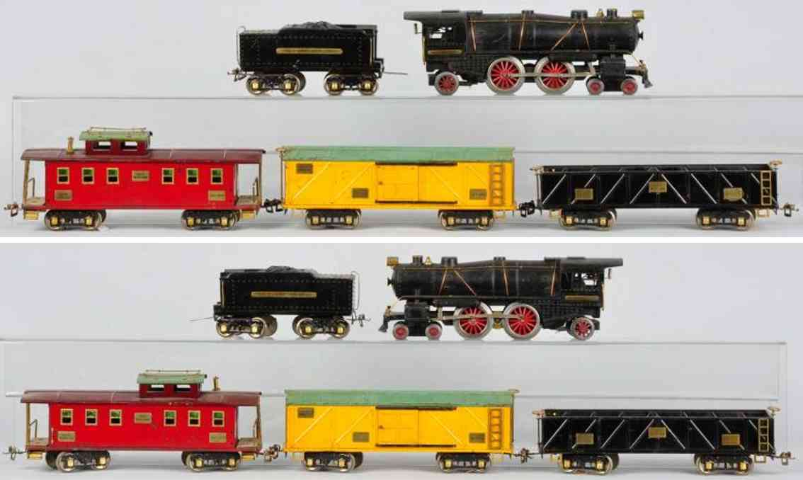 Ives 1085 Güterzug 1134 192 195 198