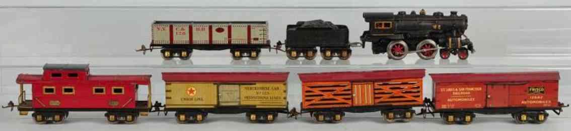 Ives 1120 Güterzug
