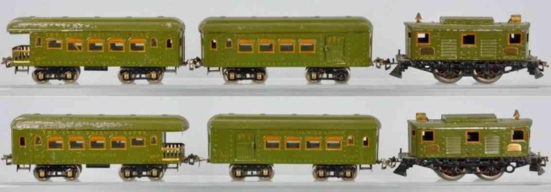 Ives 3235R Personenzug 170 172