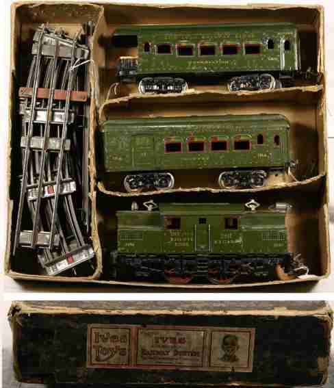 ives 700 train set with loco 3241 gauge II