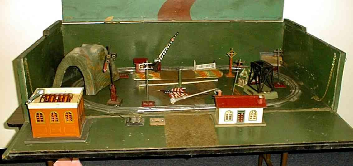 ives spielzeug eisenbahn eisenbahn zugset im koffer spur 0