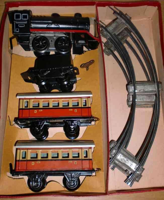 keim 14/423 spielzeug eisenbahn personenzug spur 0