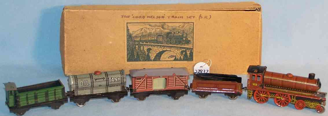 kellermann 102/3 railway toy freight train lord nelson