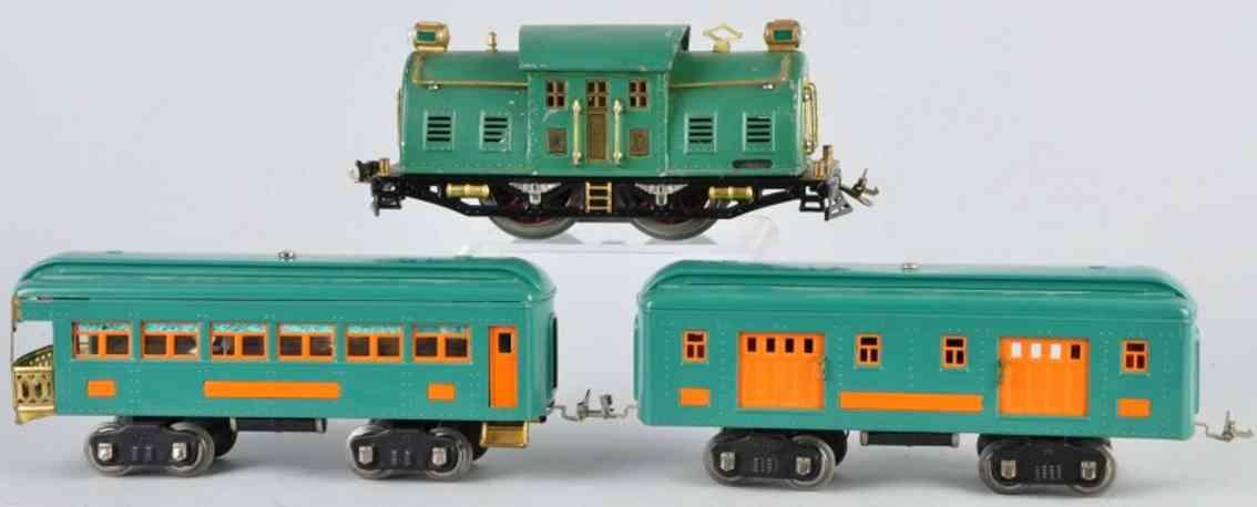 Lionel 10E Personenzug 332 339
