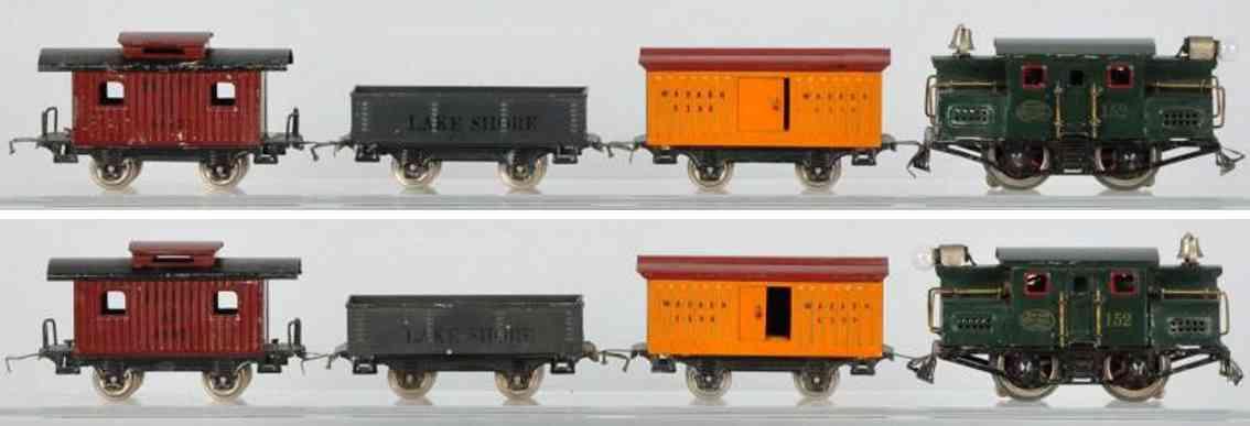 Lionel 152 Güterzug