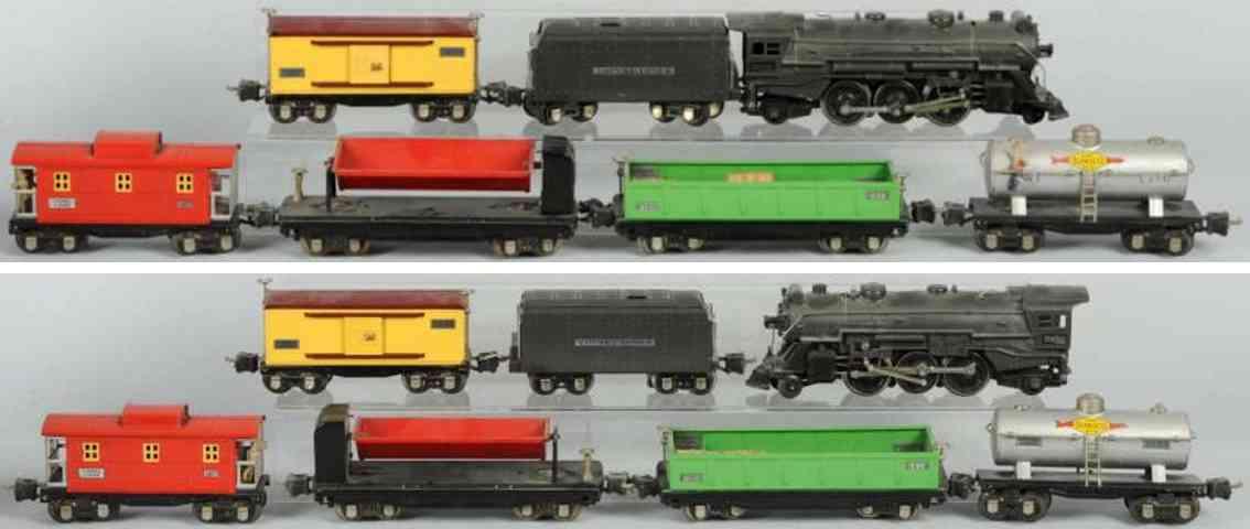 lionel 183W 225E 2225 eisenbahn frachtzug spur 0