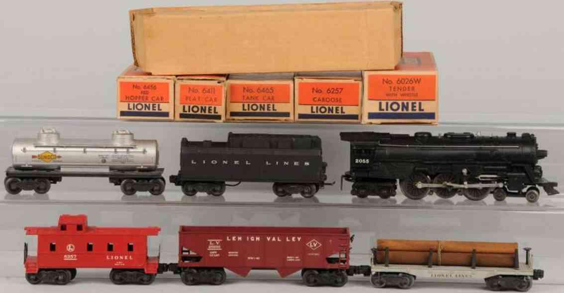 Lionel 2055 Güterzug