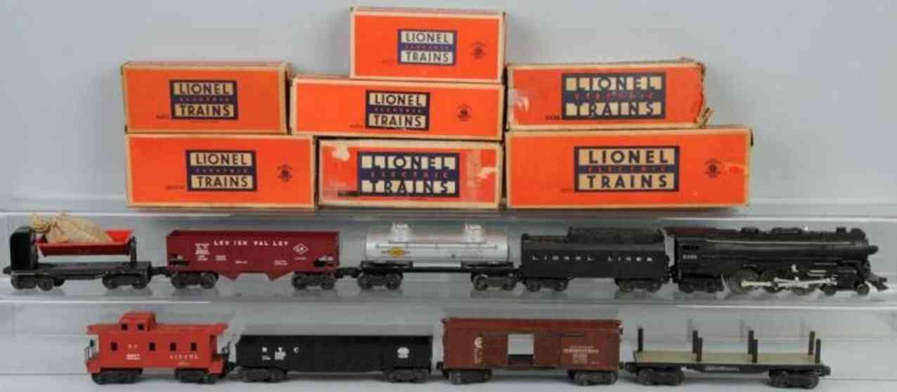 Lionel 2055 Züge Güterzug Set 2046W 3559 6257