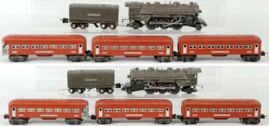 lionel 224E 2600 spielzeug eisenbahn personenzug