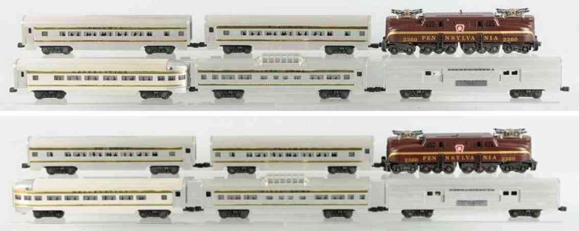lionel 2360 2530 spielzeug eisenbahn personenzug spur 0-27