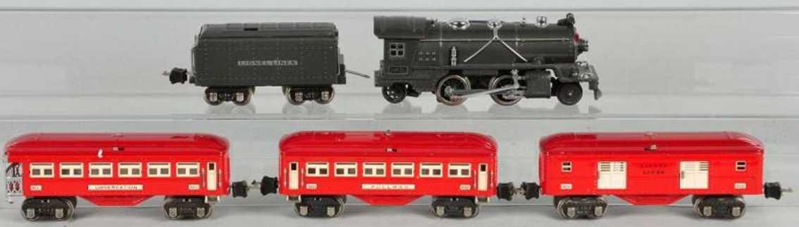 lionel 236e 249e 265t 600 601 602 personenzug spur 0