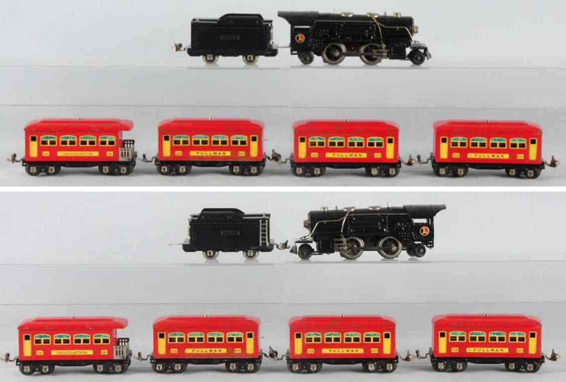 lionel 259 261t 629 630 eisenbahn personenzug spur 0
