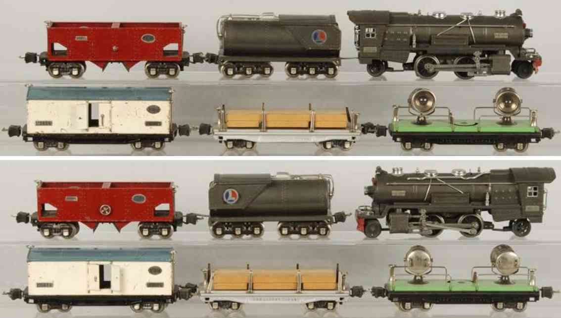 Lionel 263E Güterzug 263W 2816 814 820 2811