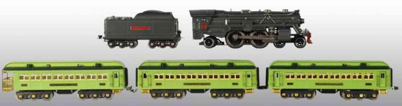 lionel 378w spielzeug eisenbahn zugpackung 392e 392w 425 424 426 standard gauge