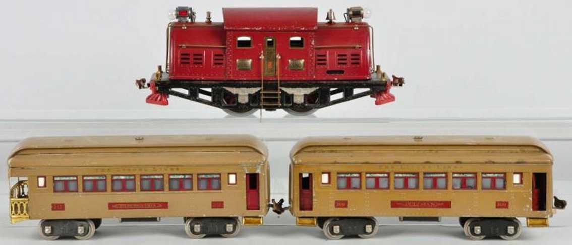 Lionel 380 309 312 Personenzug