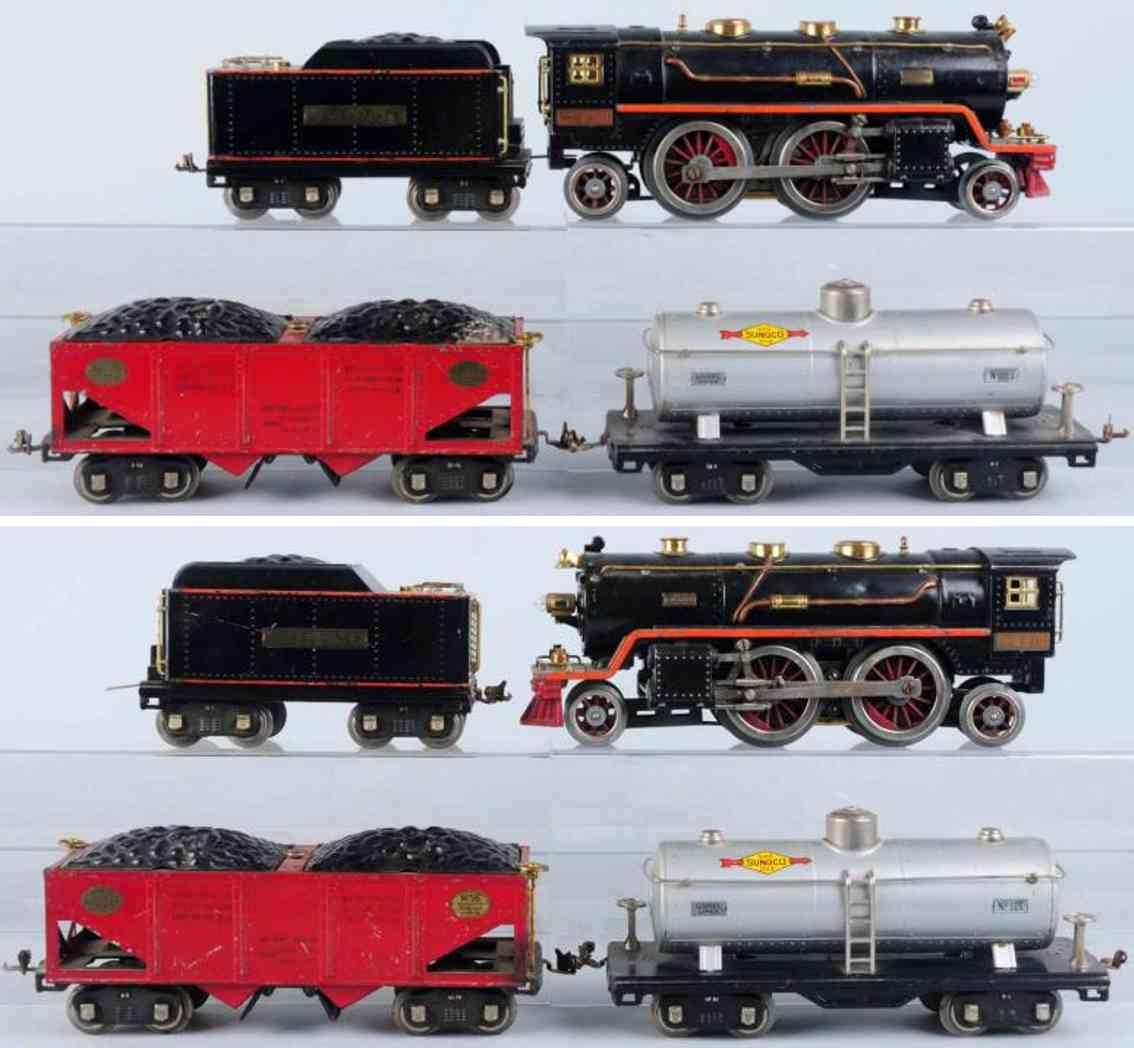 lionel 390 spielzeug eisenbahn frachtzug 390-t 515 516
