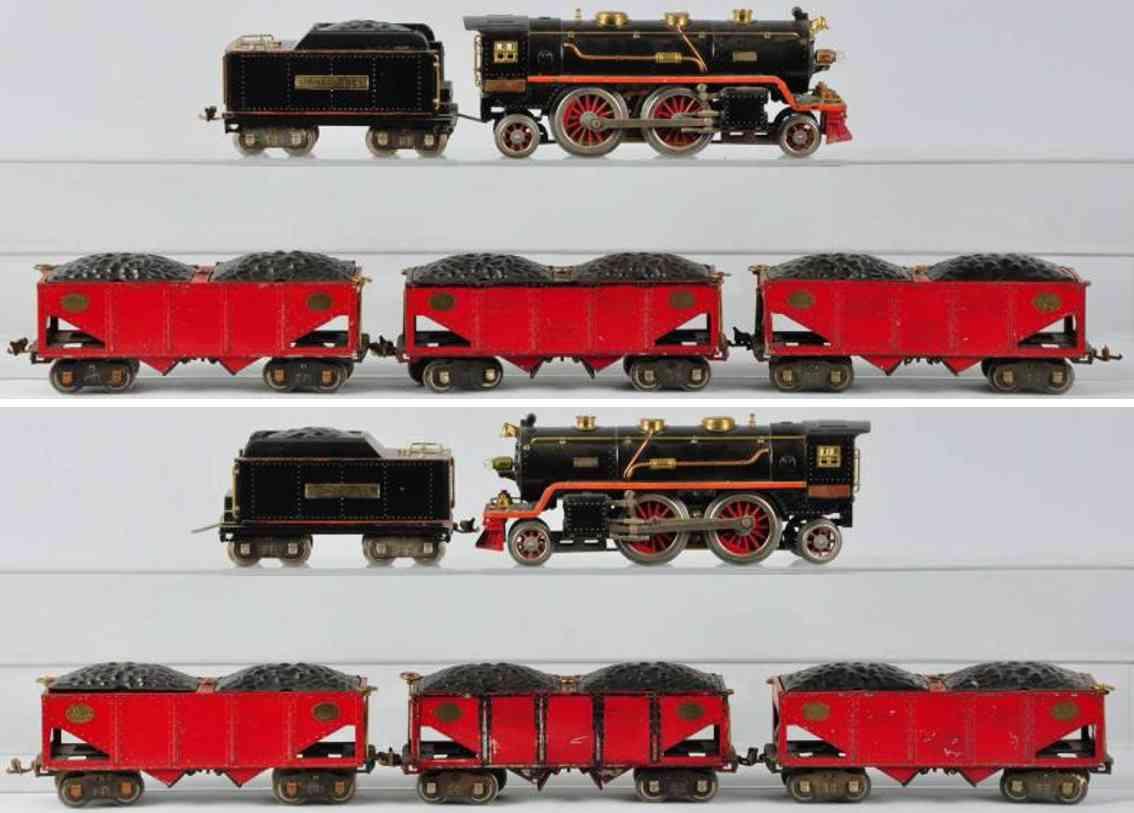 Lionel Güterzug Lokomtoive 390E Schüttgutwagen 516