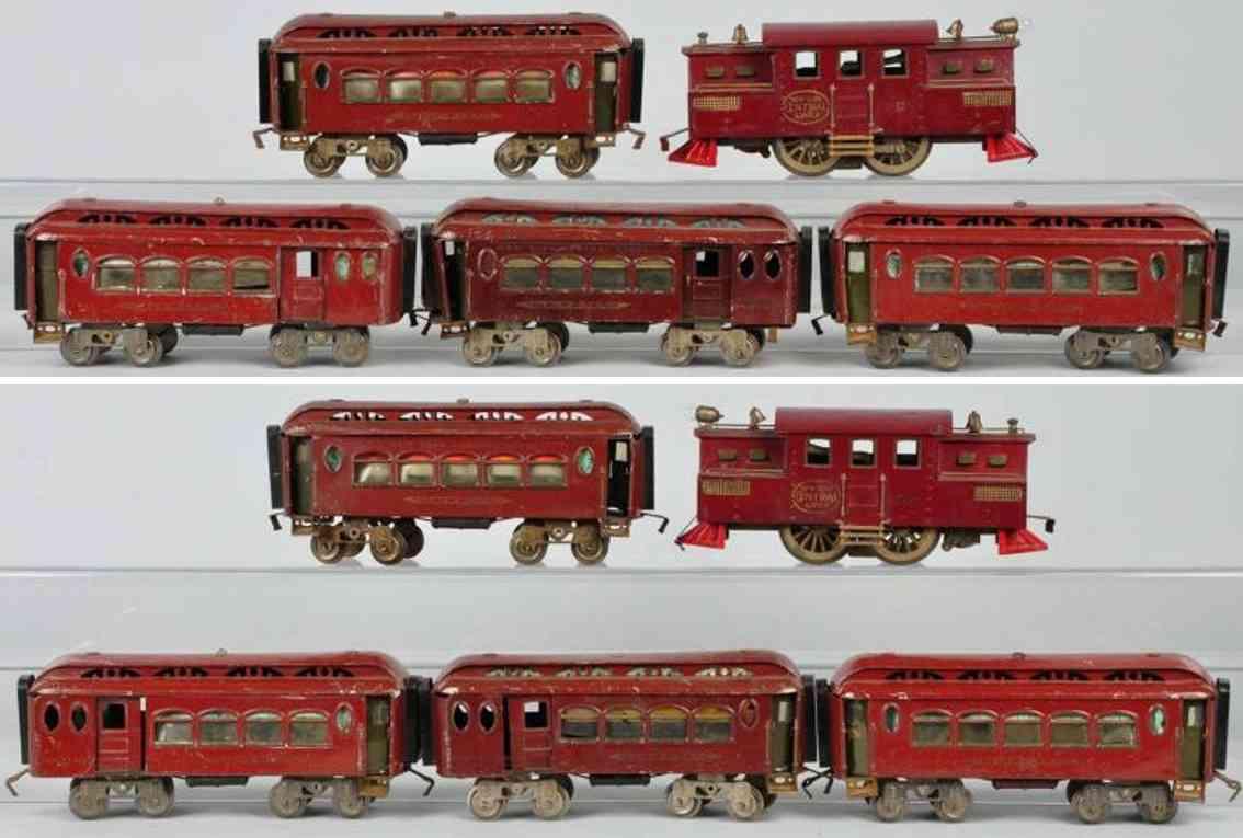Lionel 53 180 181 Personenzug