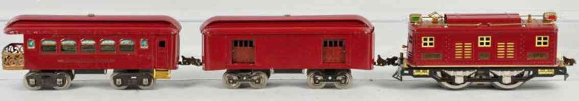 Lionel 8E 32 36 Bailey special passenger train set