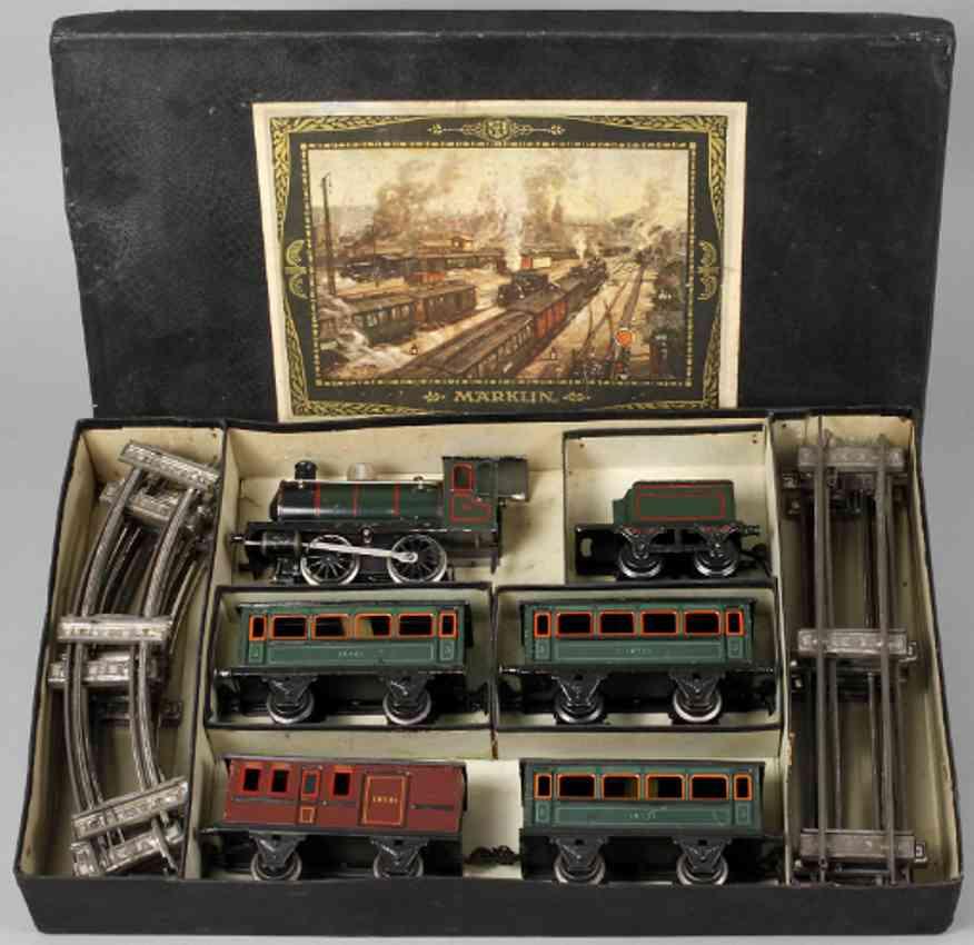 maerklin spielzeug eisenbahn zugpackung 981 1872/1 1873/1 spur 1