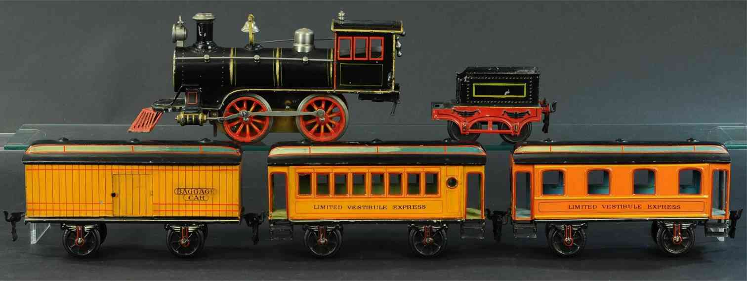 maerklin ar1022 1885 1886 1887 spielzeug amerikanisches limited vestibule express set spur 2