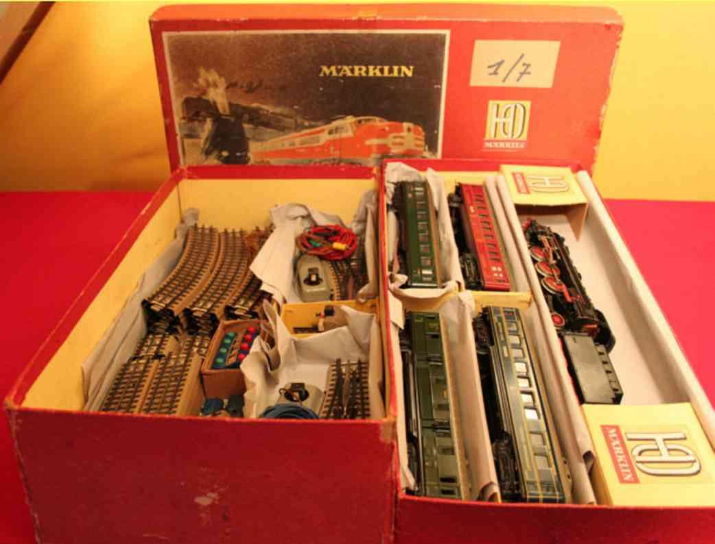 marklin f 864/4 h railway toy train set train package f800 gauge h0