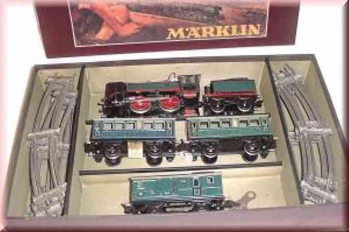 maerklin r 910 spielzeug eisenbahn zugpackung 1725 1726 spur 0