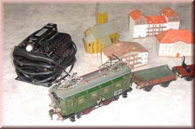 Märklin Wybert-Zug für Apotheken
