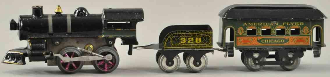 edmonds metzel manufacturing co 12 328 coach spielzeug eisenbahn personenzug chicago